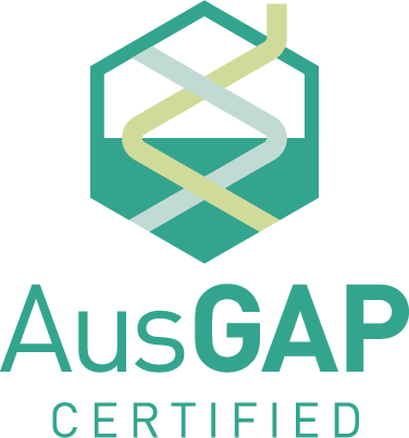 AusGAP Certified Turf Grower