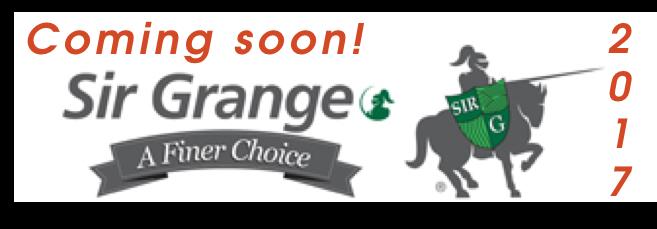 Sir Grange coming 2017