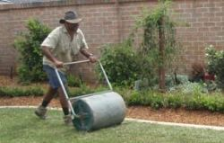 We lay your turf so your lawn has the best start in its new location