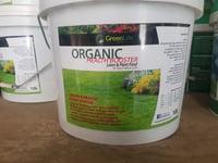 Organic Fertiliser - Organic Health Booster Lawn & Plant Food 10lt