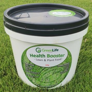 Green Life Turf's Health Booster Lawn & Plant Food Fertiliser