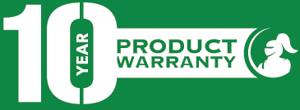 DNA Certified Sir Walter Buffalo Lawn Solutions Australia 10-Year Product Warranty LSA