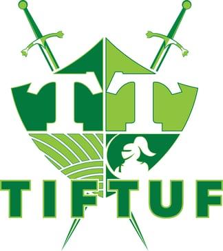 TifTuf Bermuda Grass Logo