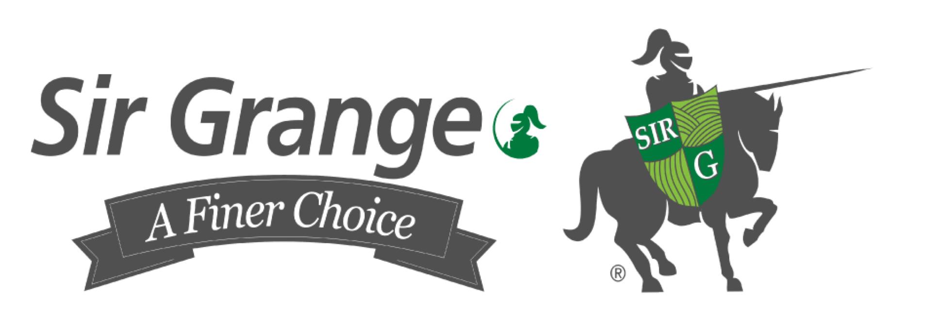 Sir Grange Zoysia Logo